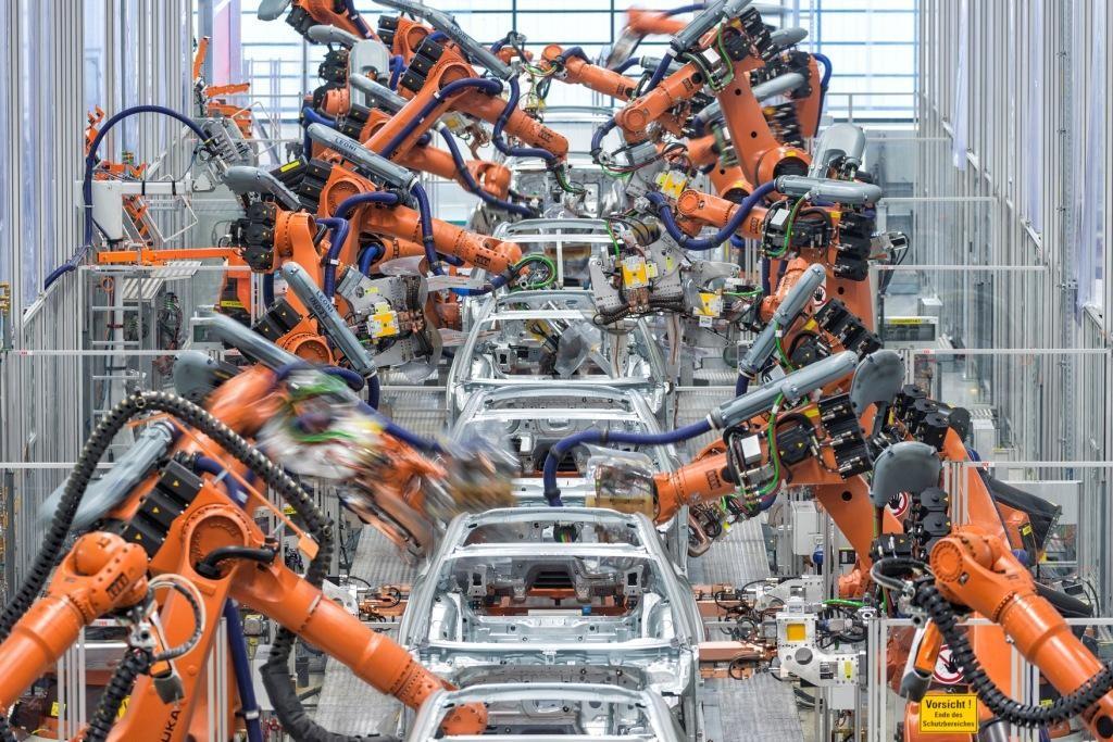 Audi-producción-en-Ingoldstat