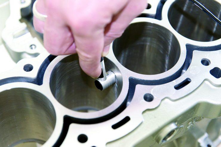 Probe ENW3 - Application BMW Engine