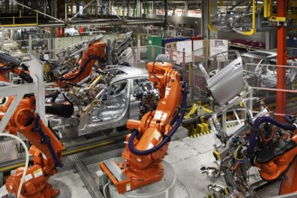 BMW 3-Series 2012 production at Munich plant
